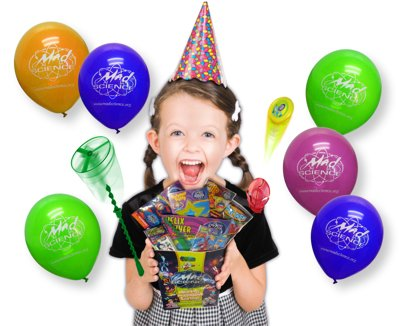 Mad Science Birthday Parties